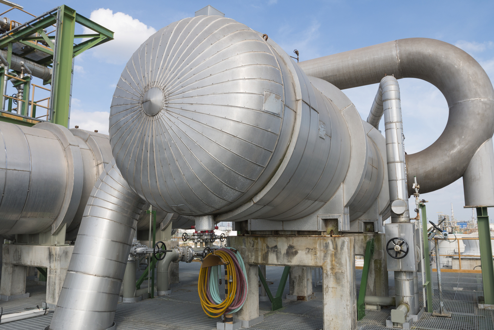 Industrial Heat Exchangers : Extend the life of your heat exchangers innovator